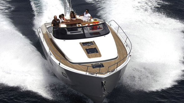 The Bavaria Deep Blue 46
