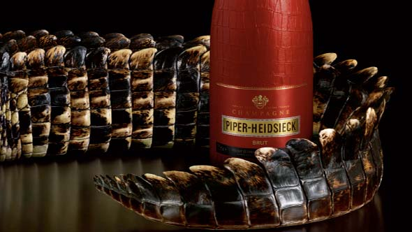 Piper-Heidsieck launches Bodyguard edition