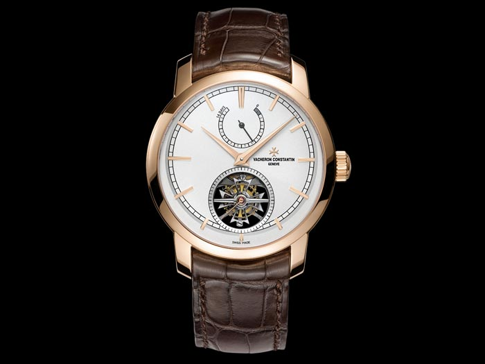 VACHERON CONSTANTIN - Patrimony Traditionnelle Tourbillon 14 Days