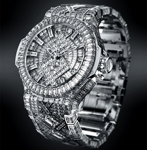 HUBLOT - THE $5 MILLION