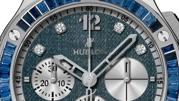 HUBLOT - Jeans collection